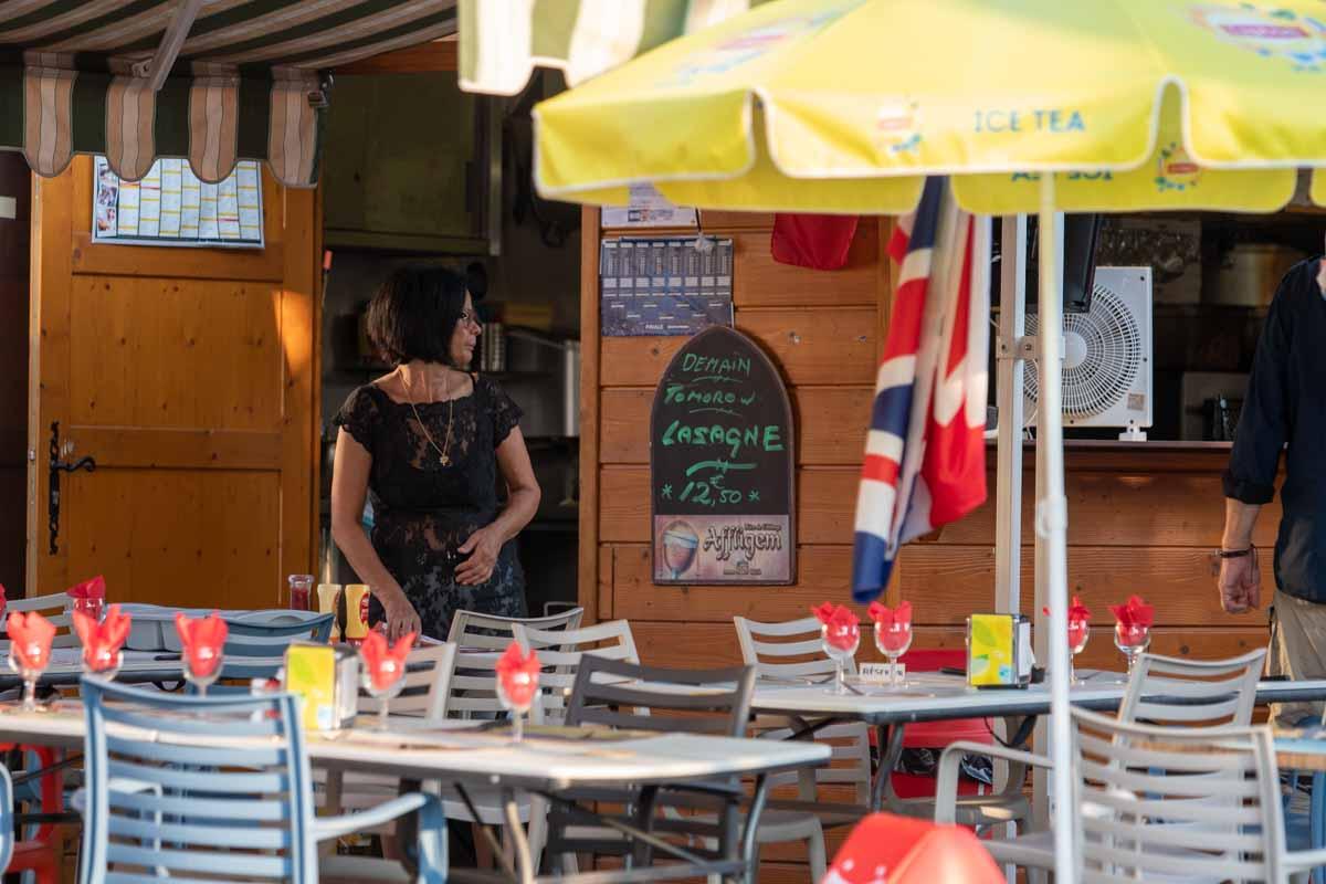 Snack-pizzeria au camping la Vieille Ferme